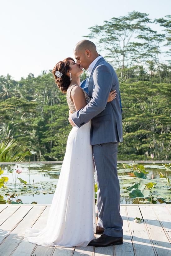 ubud destination wedding041 The Best Of Polka Dot Honeymoons 2014