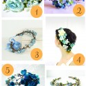 Blue Flower Crowns1 125x125 Friday Roundup
