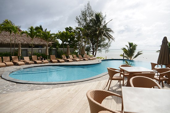 Nautlius Resort Pool