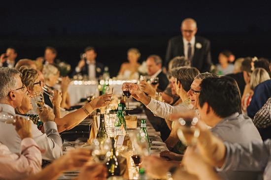 chic air hangar wedding0083