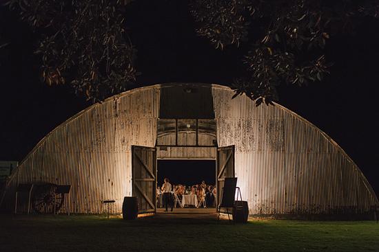 chic air hangar wedding0088