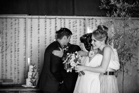 eclectic warehouse wedding0027