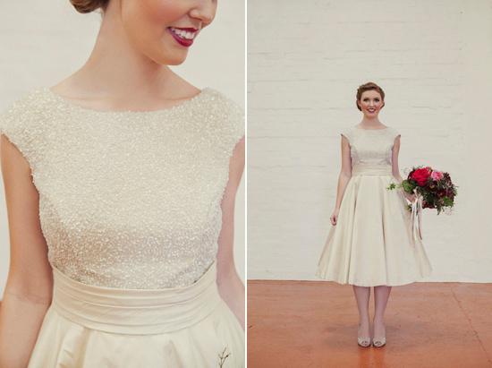 elvi design wedding gowns0102 Elvi Design 2015 Bespoke Bridal Collection Bloom & Revel