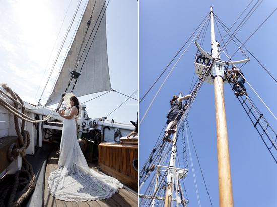 fun tall ship wedding0060 Jess and Jasons Fun Tall Ship Wedding