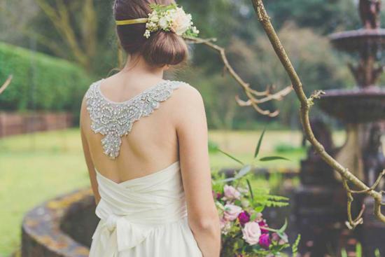 garden bridal inspiration0006 Garden Bridal Inspiration
