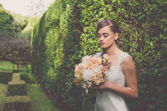 garden bridal inspiration0026 Garden Bridal Inspiration