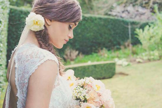 garden bridal inspiration0028 Garden Bridal Inspiration
