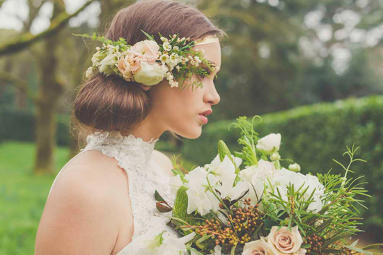 garden bridal inspiration0033 Garden Bridal Inspiration