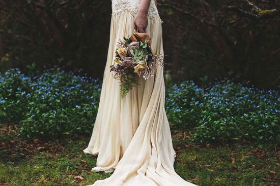 garden bridal inspiration0035 Garden Bridal Inspiration
