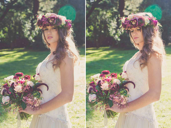 garden bridal inspiration0042 Garden Bridal Inspiration