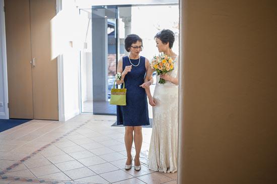 modern art gallery wedding0018 Ann and Serns Modern Art Gallery Wedding