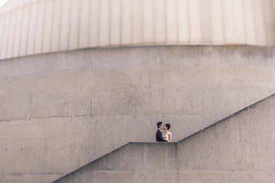 modern art gallery wedding0035 Ann and Serns Modern Art Gallery Wedding