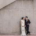 modern art gallery wedding0037