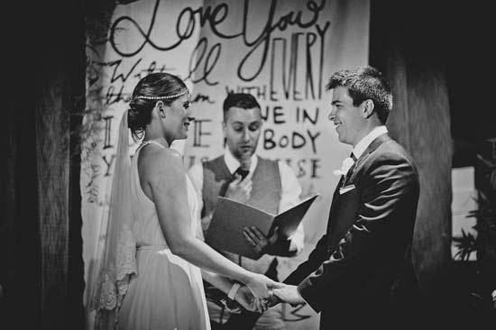 modern brisbane wedding00461 Terleah and Adrians Modern Brisbane Wedding