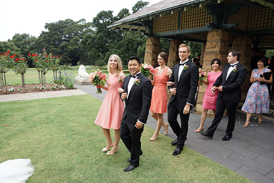 peach and pink formal wedding0018 Dorothee and Ashleys Peach And Pink Formal Wedding