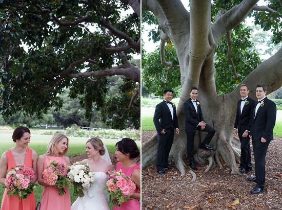 peach and pink formal wedding0022 Dorothee and Ashleys Peach And Pink Formal Wedding