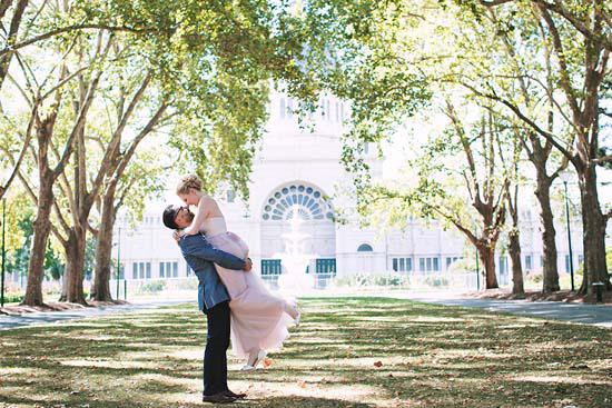 romantic rooftop wedding0007 Ellen and Adams Romantic Rooftop Wedding