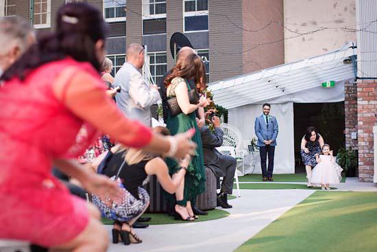 romantic rooftop wedding0021 Ellen and Adams Romantic Rooftop Wedding