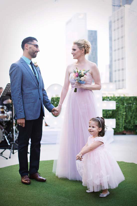 romantic rooftop wedding0027 Ellen and Adams Romantic Rooftop Wedding