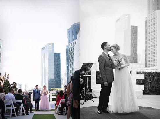 romantic rooftop wedding0030 Ellen and Adams Romantic Rooftop Wedding
