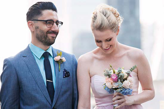 romantic rooftop wedding0034 Ellen and Adams Romantic Rooftop Wedding