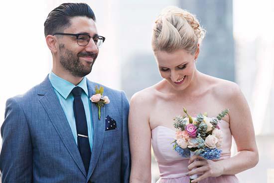 romantic rooftop wedding0034