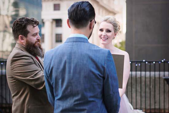 romantic rooftop wedding0038 Ellen and Adams Romantic Rooftop Wedding