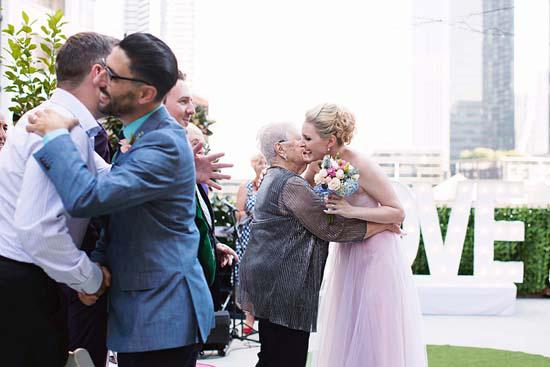 romantic rooftop wedding0042 Ellen and Adams Romantic Rooftop Wedding