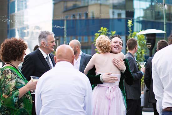romantic rooftop wedding0047 Ellen and Adams Romantic Rooftop Wedding