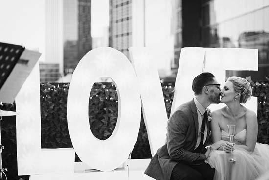 romantic rooftop wedding0065