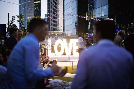 romantic rooftop wedding0068 Ellen and Adams Romantic Rooftop Wedding
