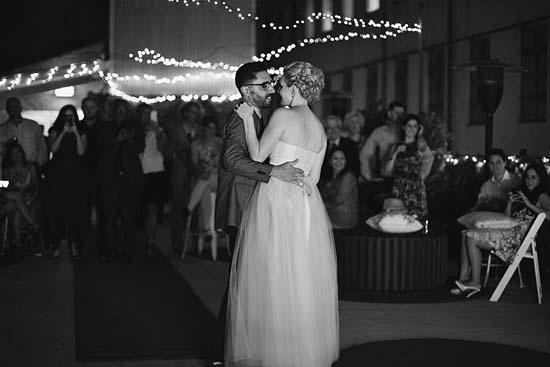 romantic rooftop wedding0078 Ellen and Adams Romantic Rooftop Wedding