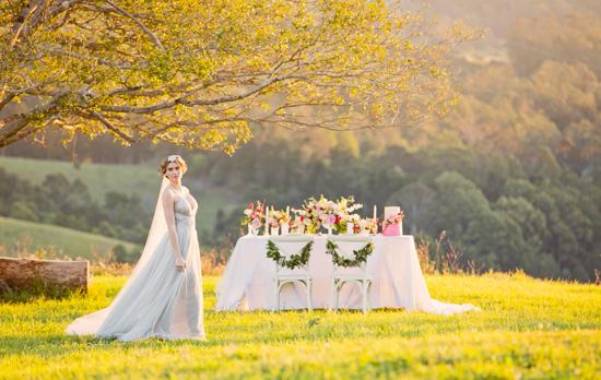 romantic spring wedding ideas0020