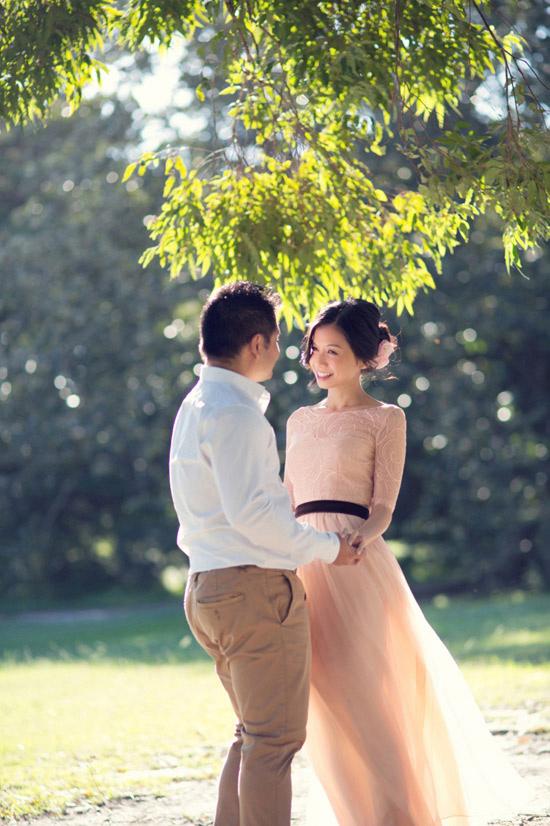 romantic sydney engagement0001 Irma and Daves Romantic Sydney Engagement Photos