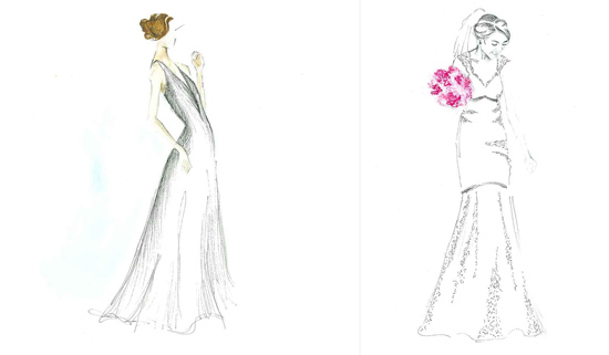sarah darby bridal illustrations0002