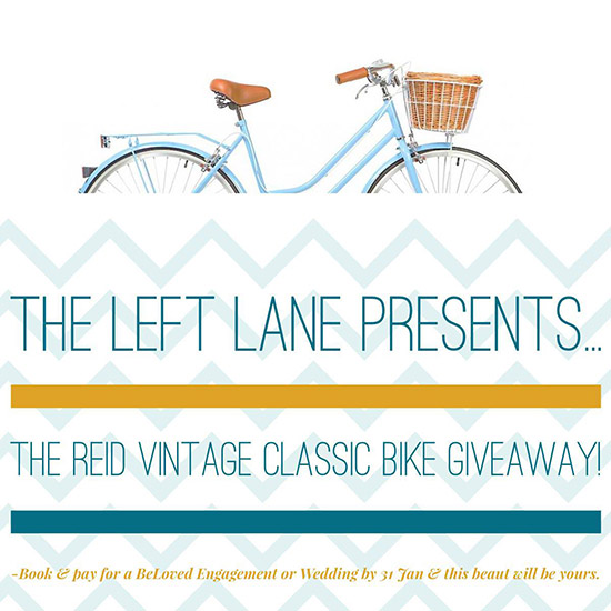 the left lane giveaway