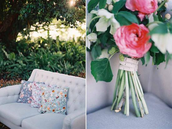vintage floral wedding inspiration0005