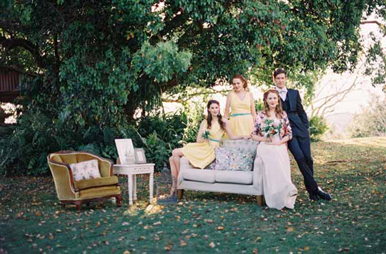 vintage floral wedding inspiration0008