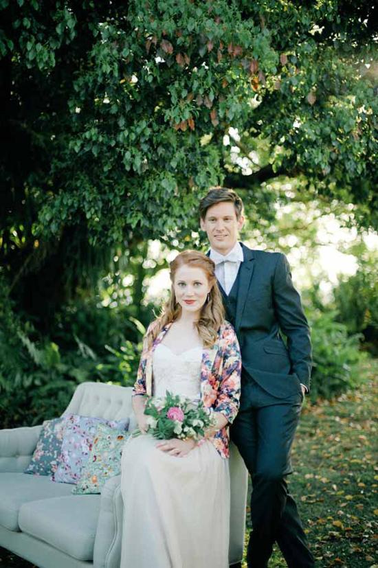 vintage floral wedding inspiration0073
