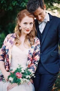 vintage floral wedding inspiration0074