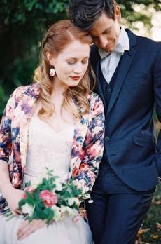 vintage floral wedding inspiration0075