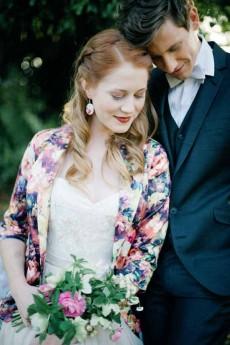 vintage floral wedding inspiration0076