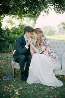 vintage floral wedding inspiration0083