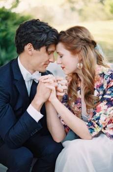 vintage floral wedding inspiration0087