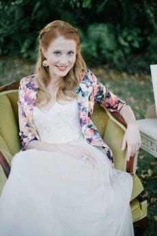 vintage floral wedding inspiration0090