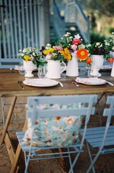 vintage floral wedding inspiration0106