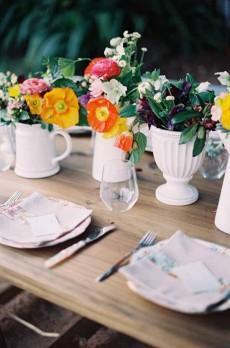 vintage floral wedding inspiration0113