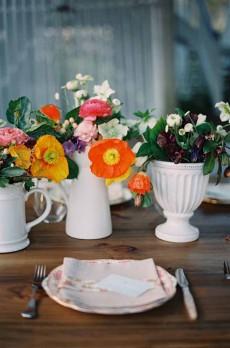 vintage floral wedding inspiration0123