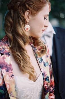 vintage floral wedding inspiration0143
