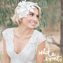 White Events Bride banner